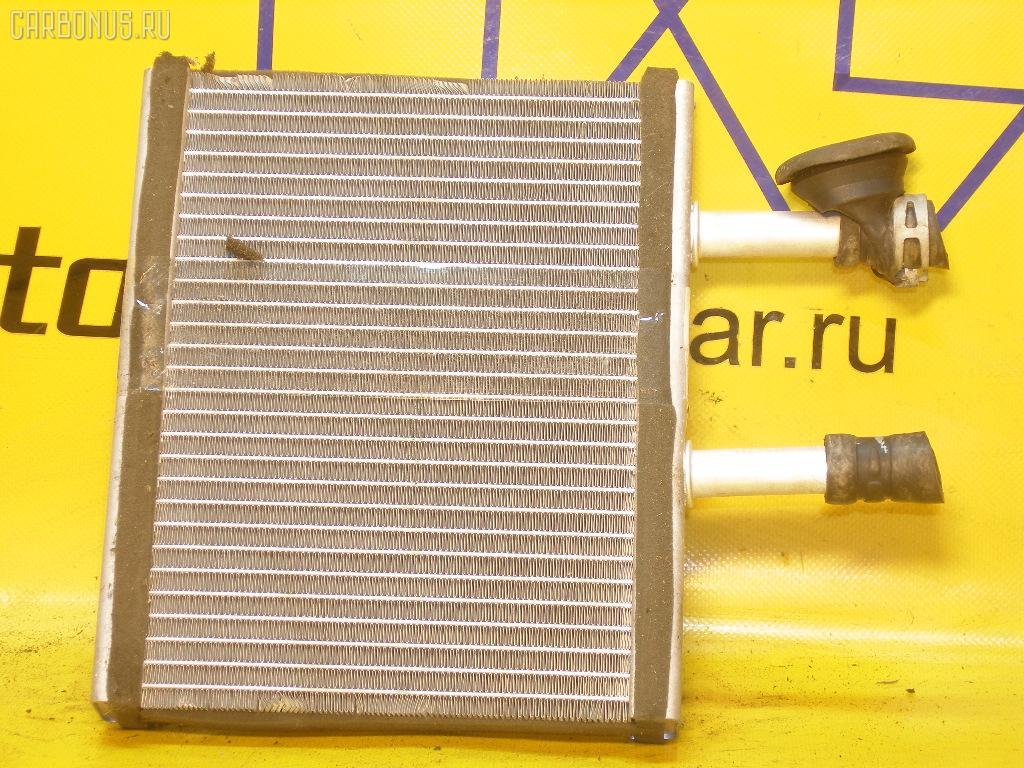 Радиатор печки NISSAN SUNNY FB15 QG15DE. Фото 4