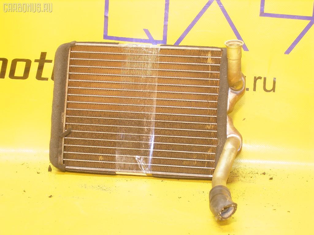 Радиатор печки TOYOTA GX90 1G-FE. Фото 1