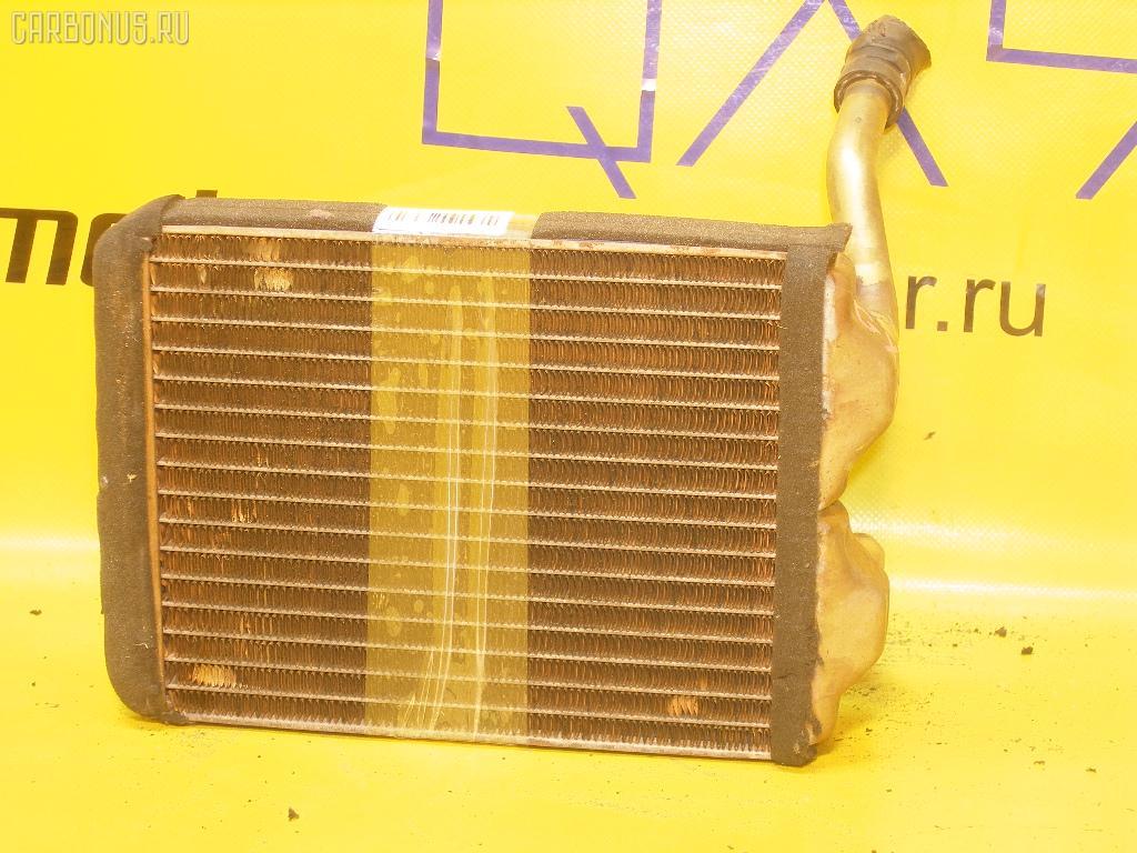 Радиатор печки TOYOTA GX90 1G-FE. Фото 2