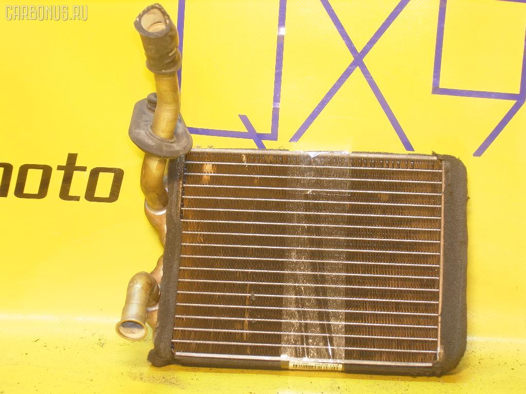 Радиатор печки TOYOTA GX90 1G-FE. Фото 3