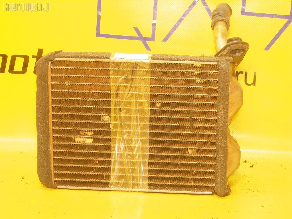 Радиатор печки TOYOTA GX90 1G-FE. Фото 4