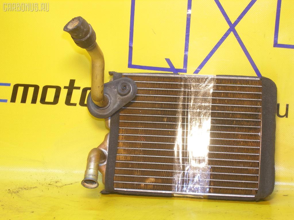 Радиатор печки TOYOTA GX90 1G-FE. Фото 5
