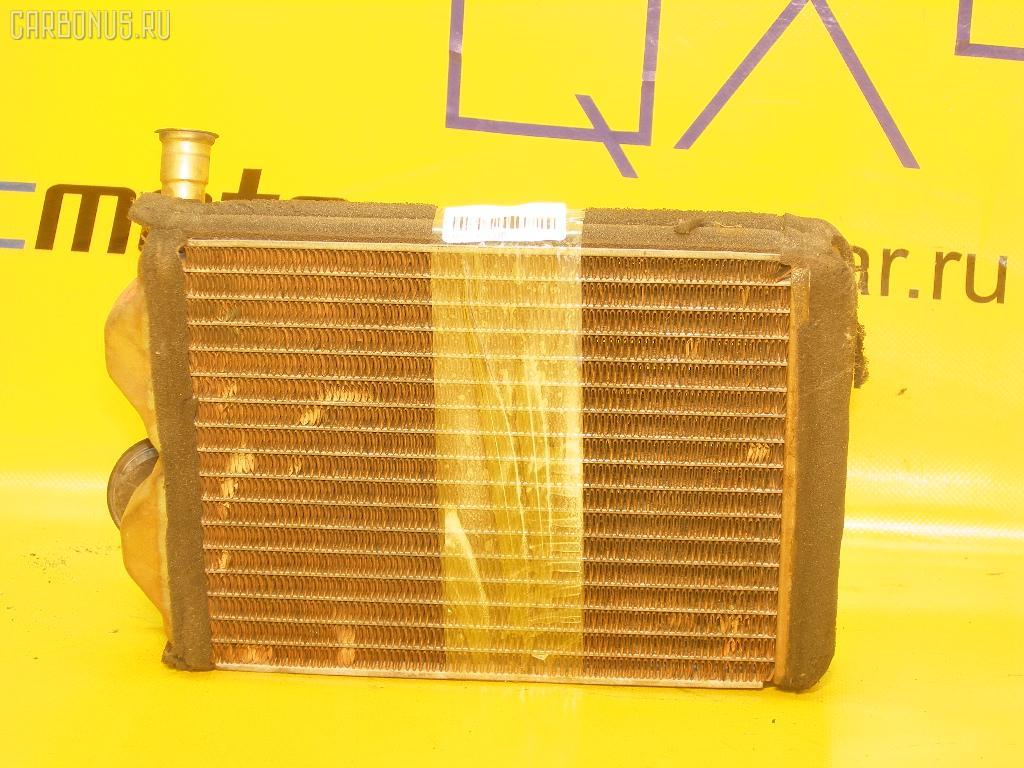 Радиатор печки TOYOTA GX90 1G-FE. Фото 6
