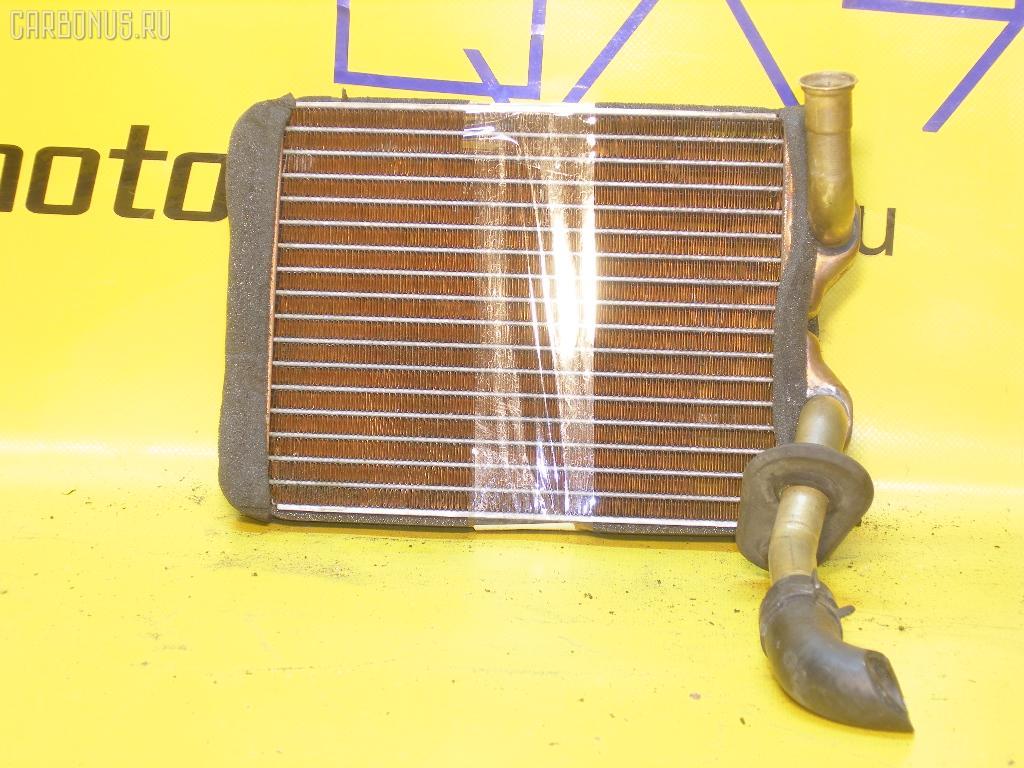 Радиатор печки TOYOTA GX90 1G-FE. Фото 7