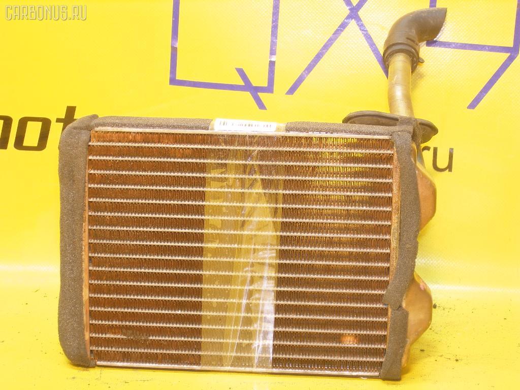 Радиатор печки TOYOTA GX90 1G-FE. Фото 8