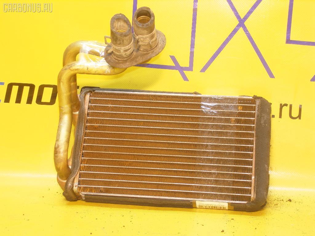 Радиатор печки TOYOTA SV40 4S-FE. Фото 3