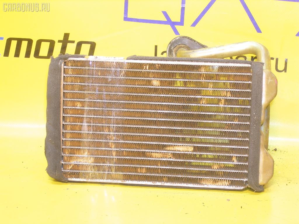 Радиатор печки TOYOTA SV40 4S-FE. Фото 4