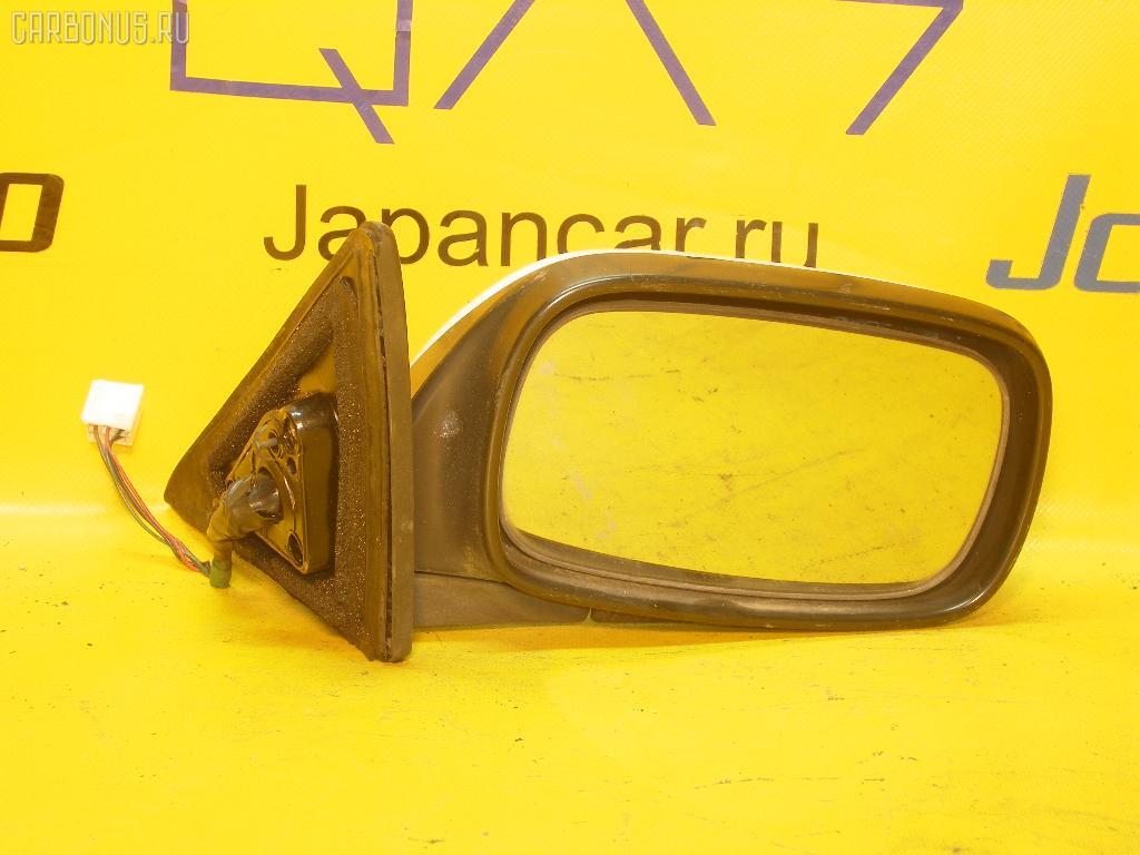 Зеркало двери боковой TOYOTA CARINA AT210. Фото 8