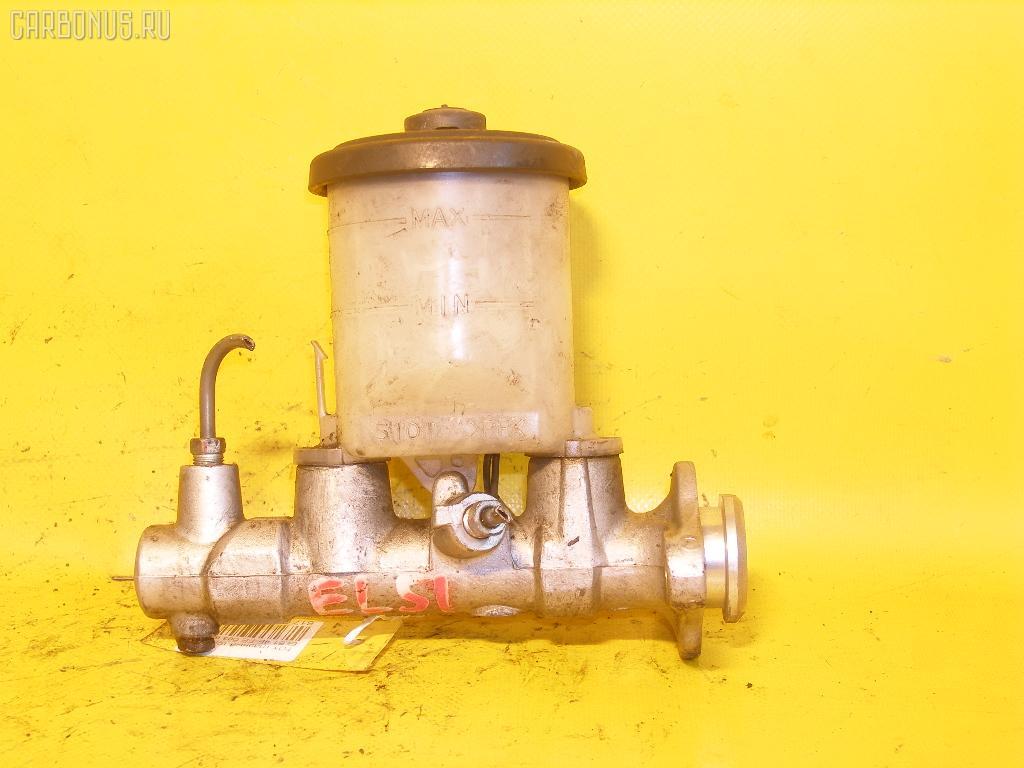 Главный тормозной цилиндр TOYOTA EL51 4E-FE. Фото 3