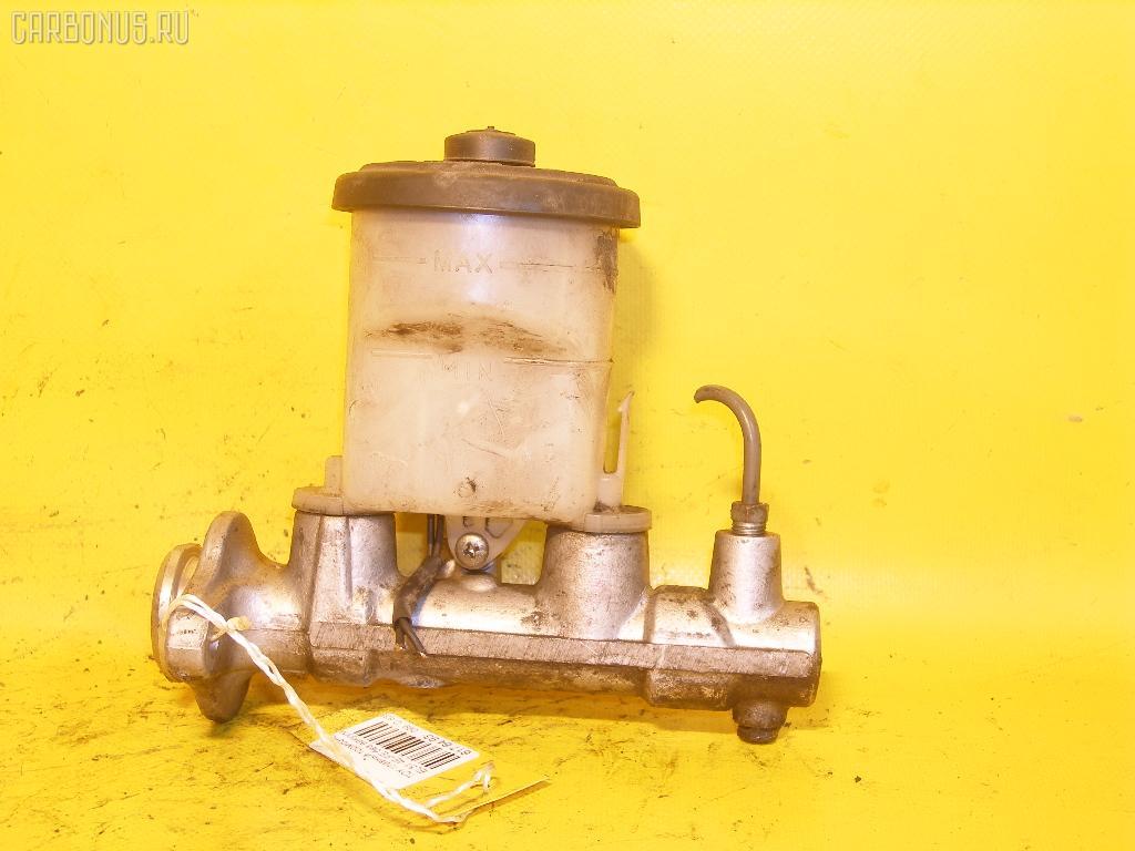 Главный тормозной цилиндр TOYOTA EL51 4E-FE. Фото 4