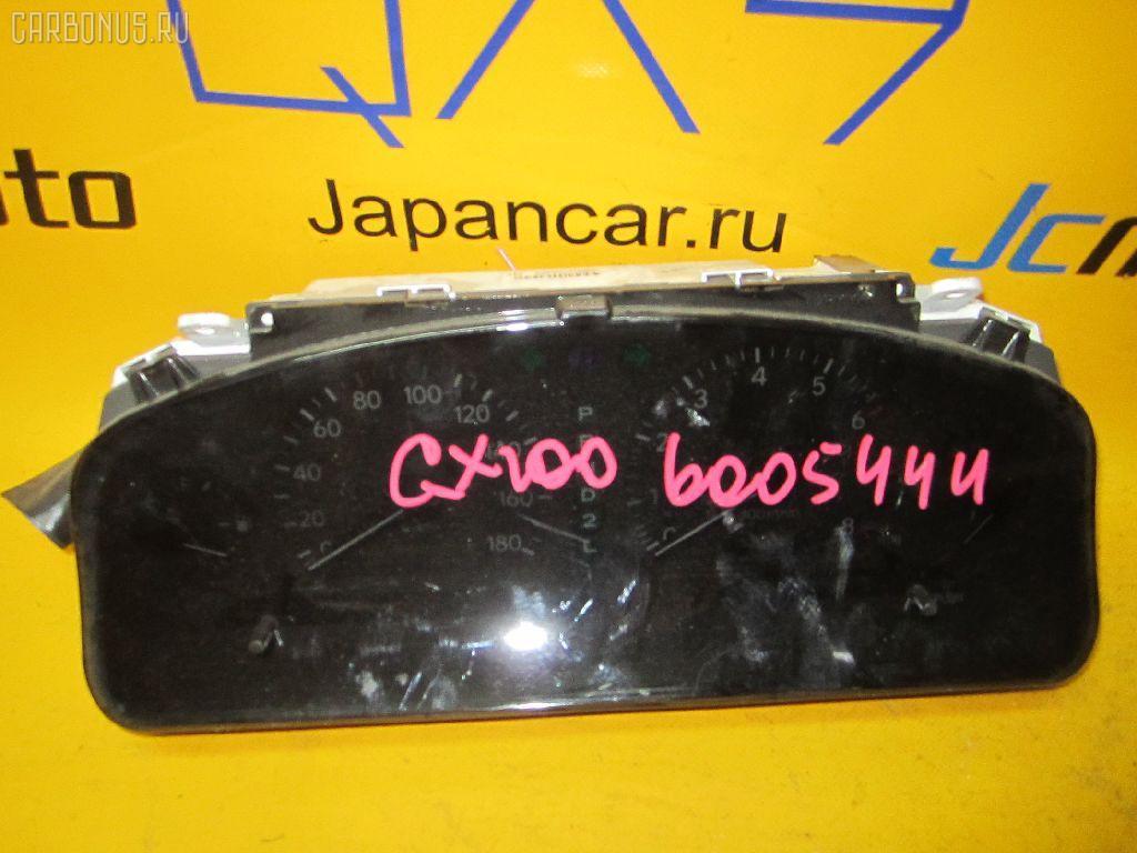 Спидометр TOYOTA GX100 1G-FE. Фото 6
