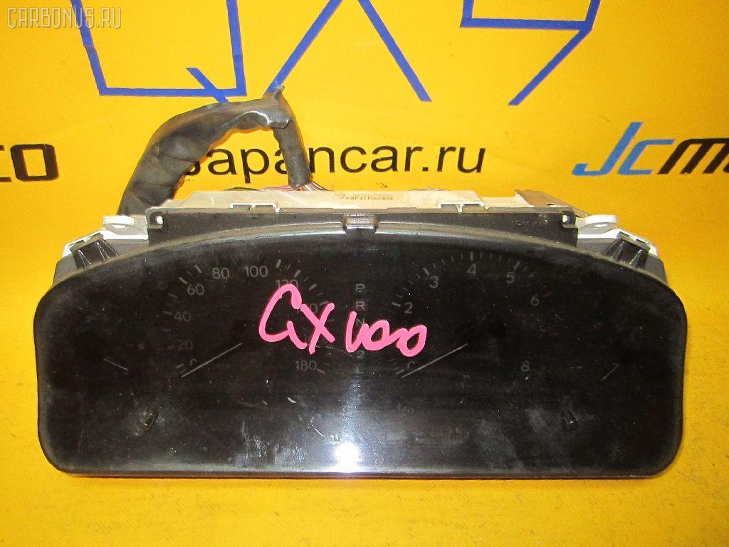 Спидометр TOYOTA GX100 1G-FE. Фото 8