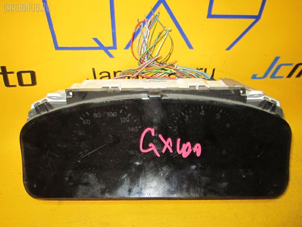 Спидометр TOYOTA GX100 1G-FE. Фото 10
