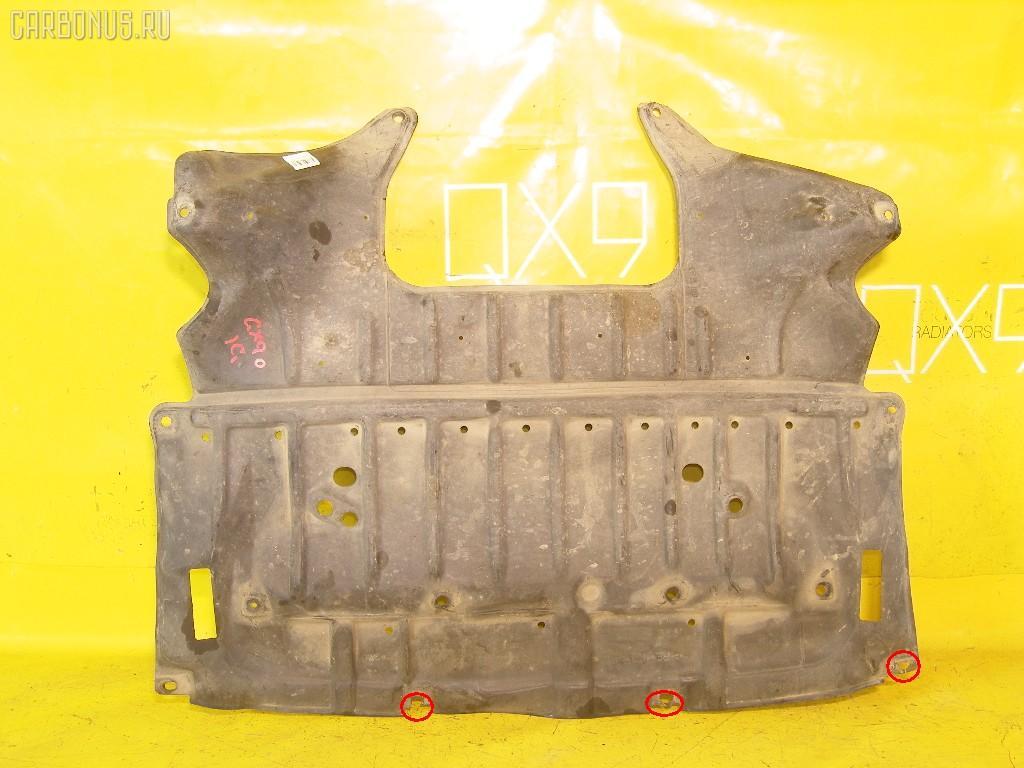 Защита двигателя TOYOTA GX90 1G-FE. Фото 6