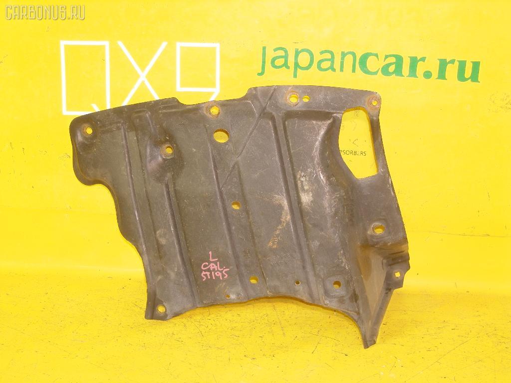 Защита двигателя TOYOTA CALDINA ST195G 3S-FE. Фото 10