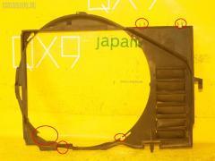 Диффузор радиатора MERCEDES-BENZ S-CLASS W140.057 120.980 Фото 1