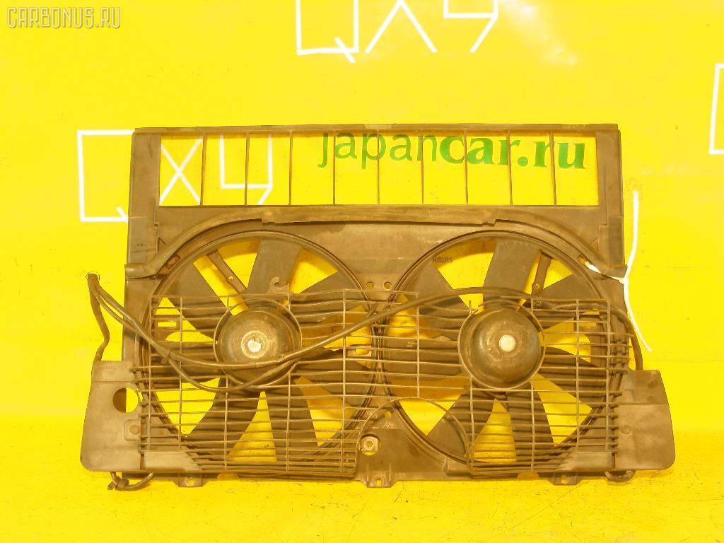 Вентилятор радиатора кондиционера MERCEDES-BENZ S-CLASS W140.032 104.994. Фото 1