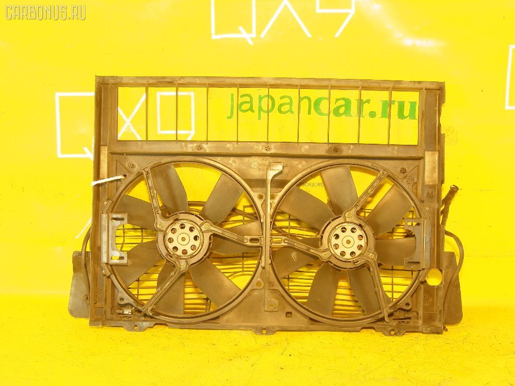 Вентилятор радиатора кондиционера MERCEDES-BENZ S-CLASS W140.032 104.994. Фото 2