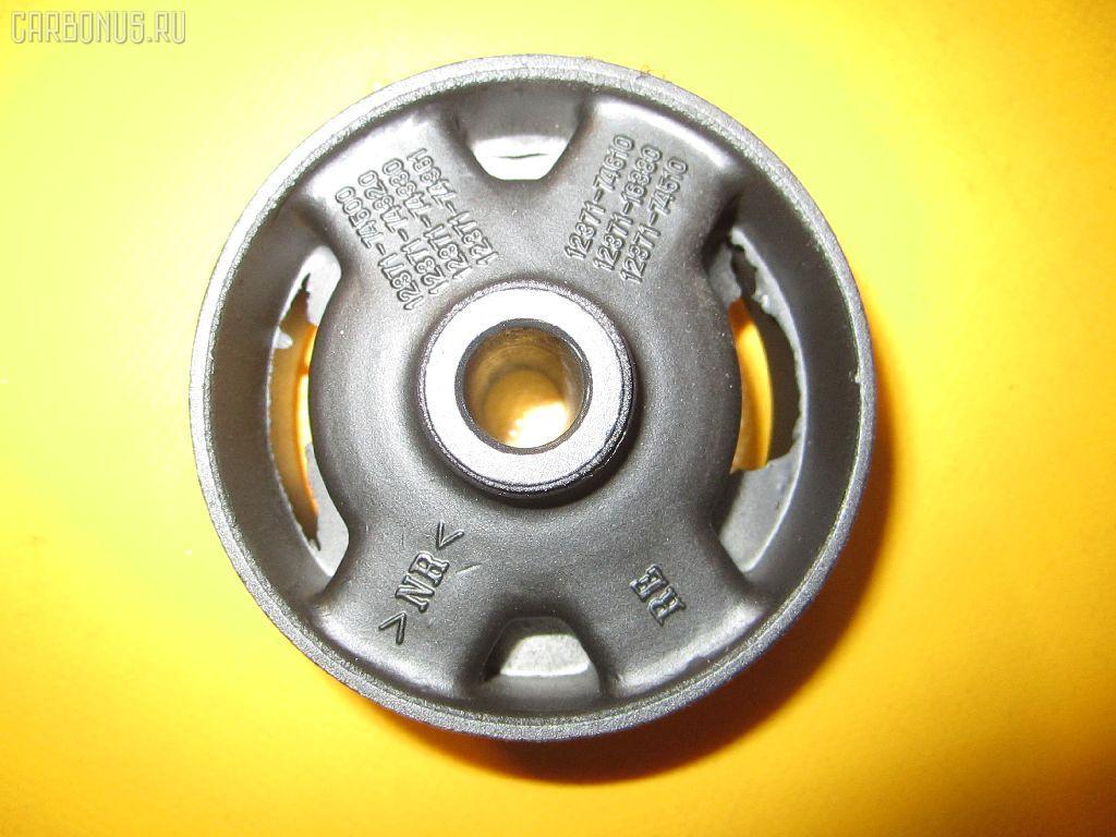 Подушка двигателя TOYOTA ST190 4S-FE. Фото 11