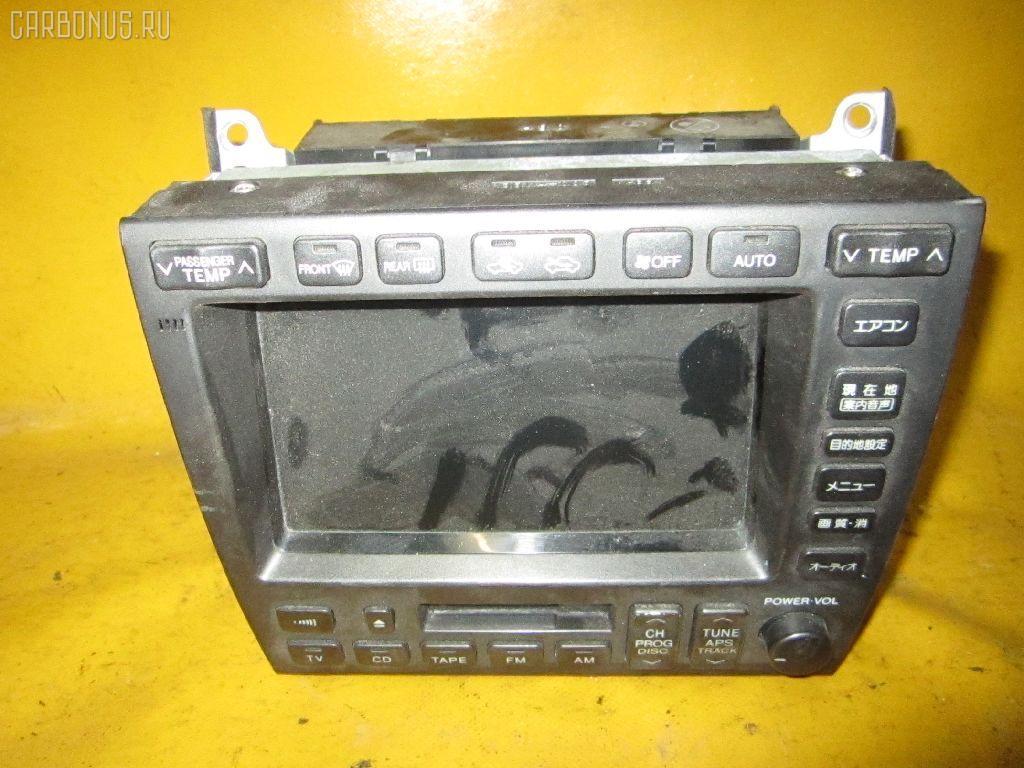 Блок управления климатконтроля TOYOTA ARISTO JZS161 2JZ-GTE. Фото 8