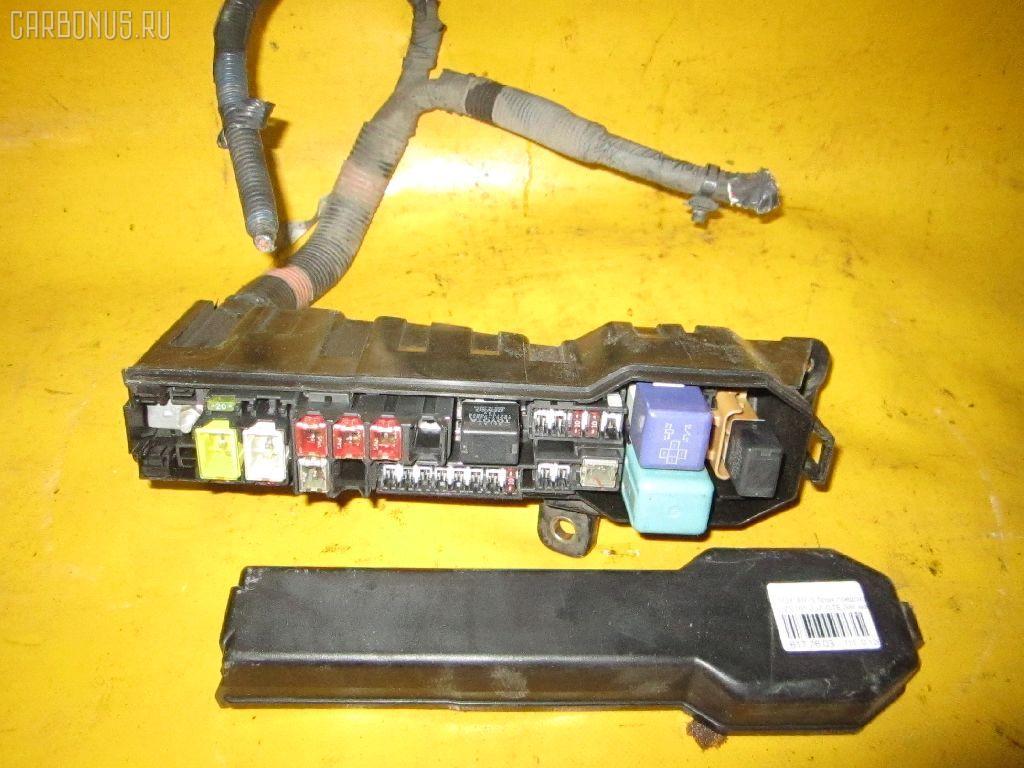 Блок предохранителей TOYOTA ARISTO JZS161 2JZ-GTE. Фото 2