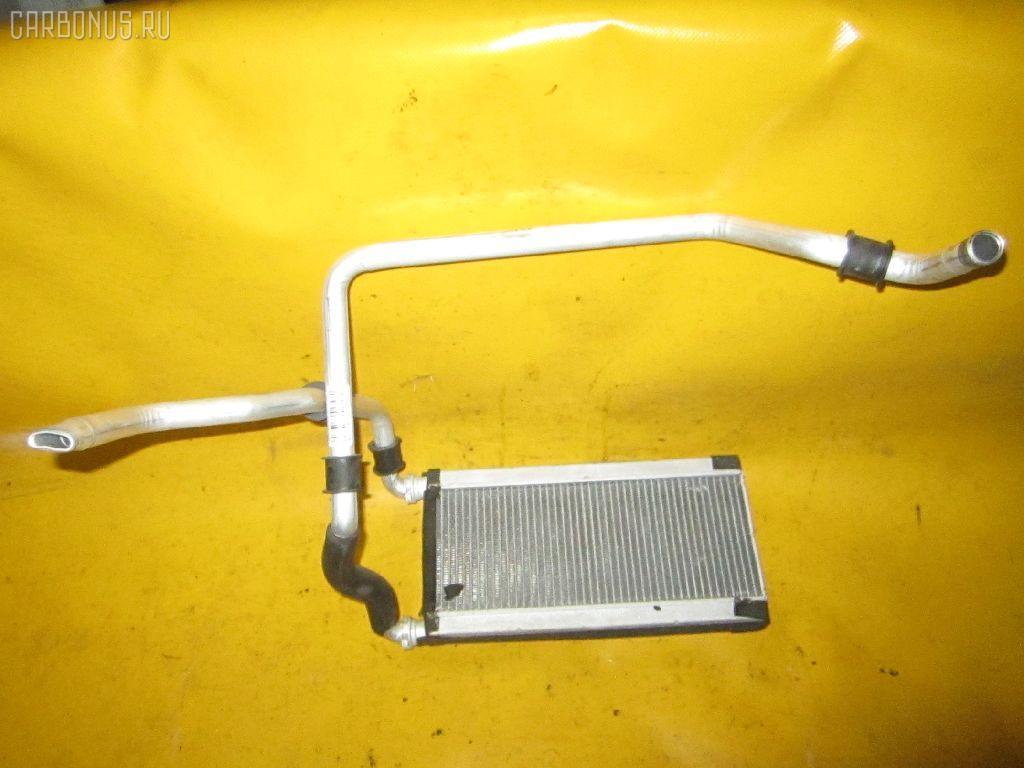 Радиатор печки TOYOTA ARISTO JZS161 2JZ-GTE. Фото 1