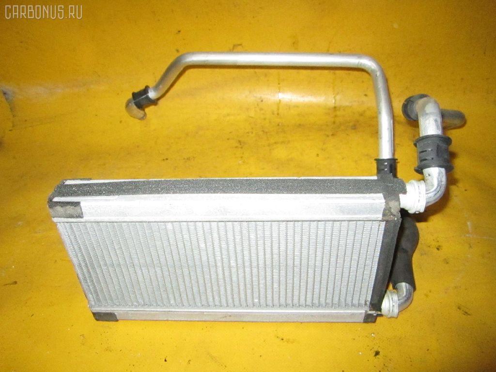Радиатор печки TOYOTA ARISTO JZS161 2JZ-GTE. Фото 2