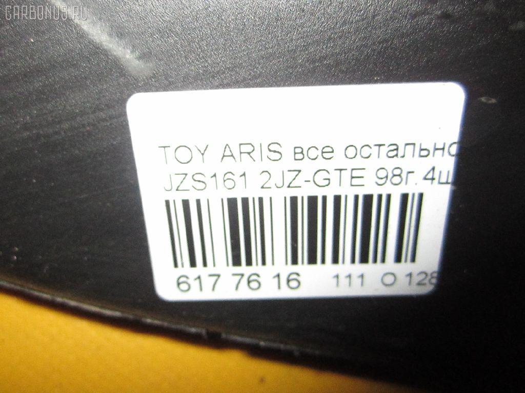 Воздуховод печки TOYOTA ARISTO JZS161 2JZ-GTE Фото 6