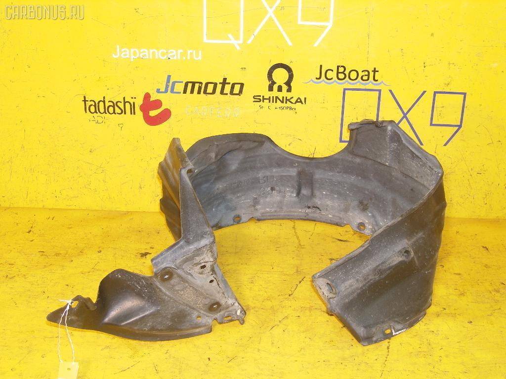 Подкрылок TOYOTA PRIUS NHW10 1NZ-FXE. Фото 5