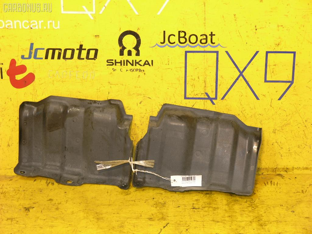Защита двигателя TOYOTA PASSO KGC10 1KR-FE. Фото 3