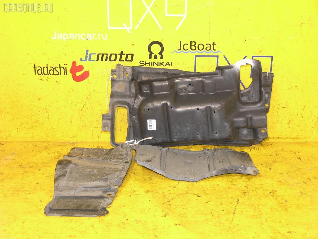 Защита двигателя TOYOTA PREMIO ZZT240 1ZZ-FE. Фото 4