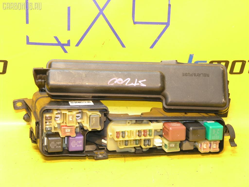 Блок предохранителей TOYOTA CARINA ED ST200 4S-FE. Фото 1