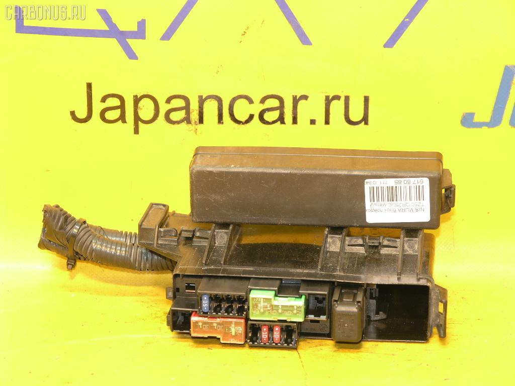 Блок предохранителей NISSAN MURANO TZ50 QR25DE Фото 1