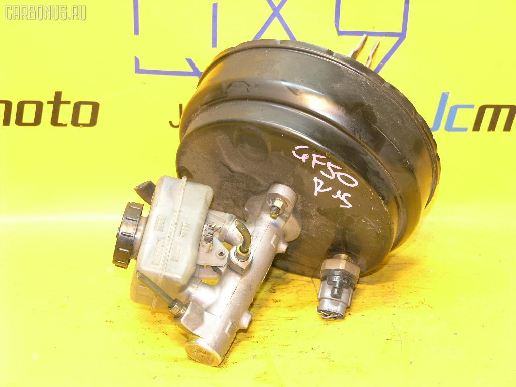 Главный тормозной цилиндр NISSAN CIMA GF50 VK45DD Фото 2