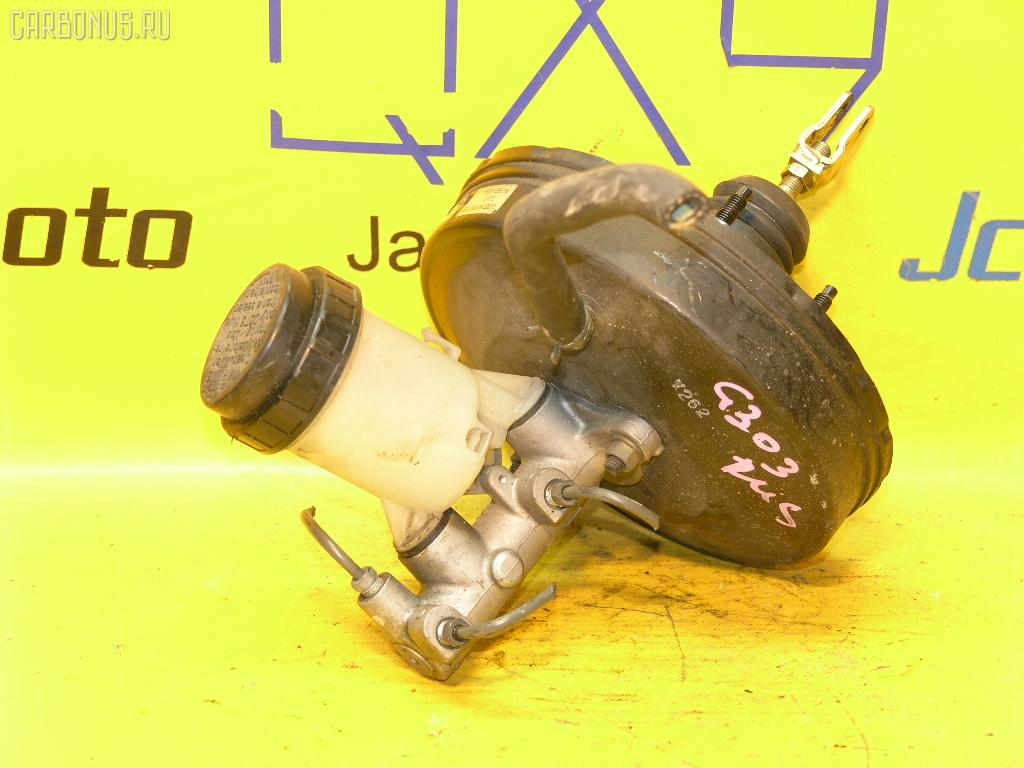 Главный тормозной цилиндр DAIHATSU PYZAR G303G HE-EG. Фото 2