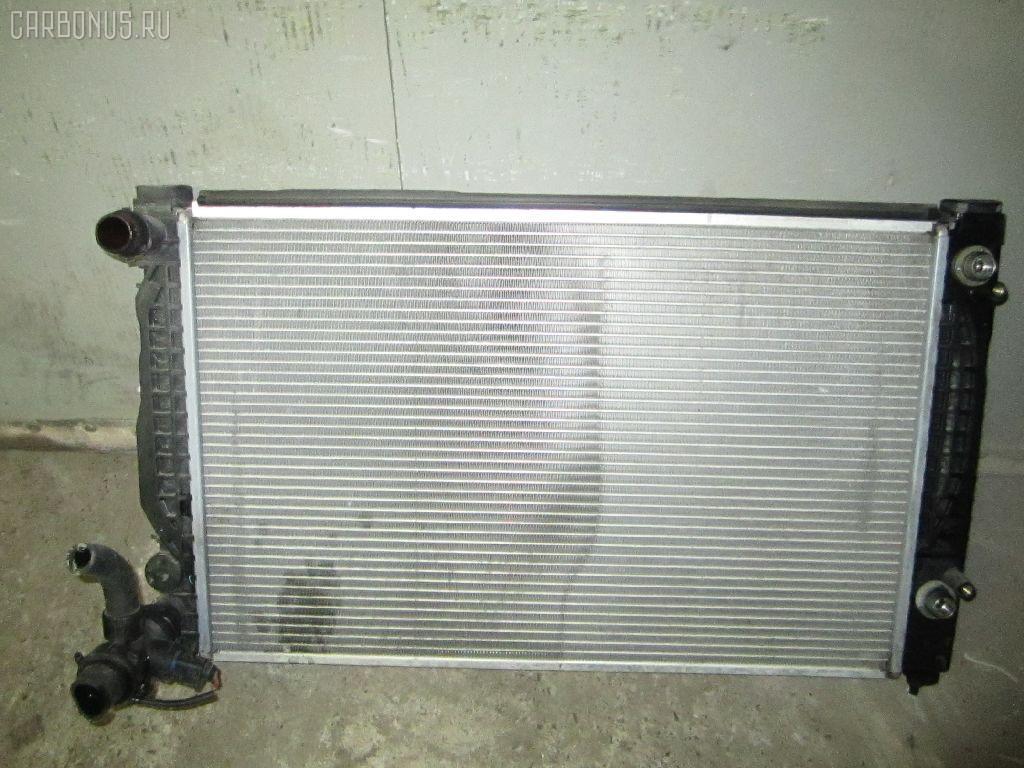 Радиатор ДВС AUDI A4 8DADR ADR. Фото 4