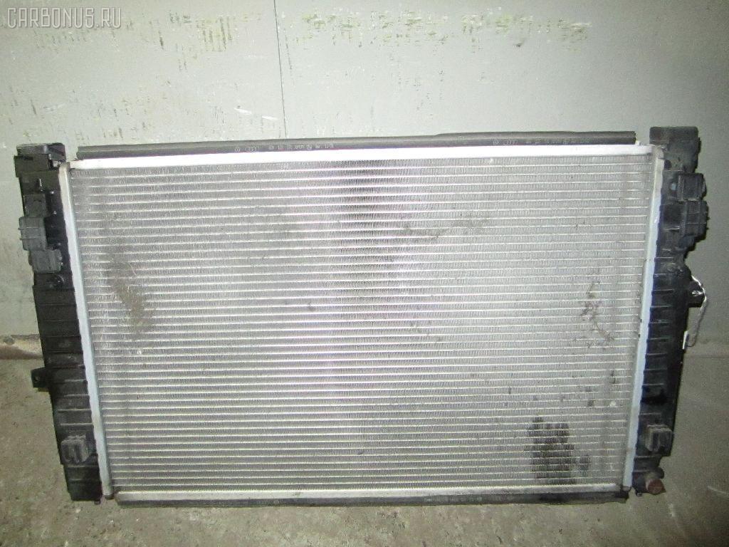 Радиатор ДВС AUDI A4 8DADR ADR. Фото 5
