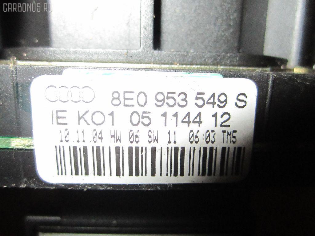 Шлейф-лента air bag AUDI A4 AVANT 8EBGBF Фото 3