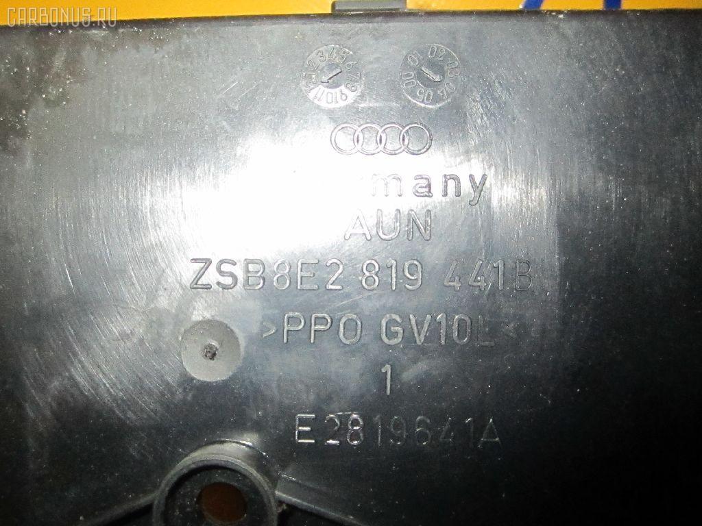 Корпус салонного фильтра AUDI A4 AVANT 8EBGBF BGB Фото 3