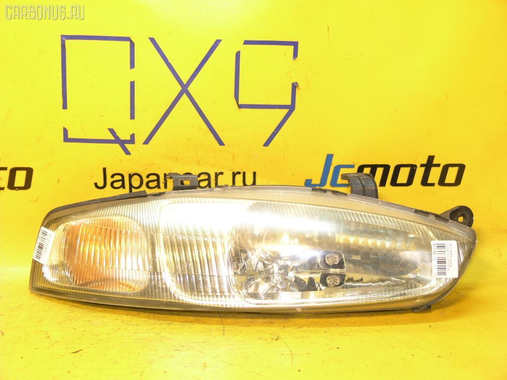 Фара MITSUBISHI MIRAGE CJ1A. Фото 3