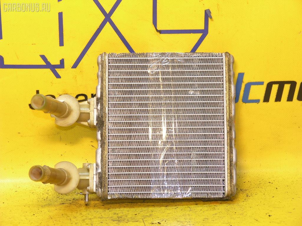 Радиатор печки NISSAN AD VAN VFY10 GA15DE. Фото 1