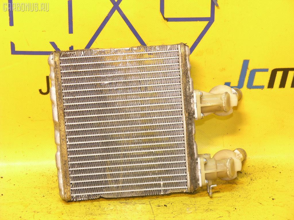 Радиатор печки NISSAN AD VAN VFY10 GA15DE. Фото 2