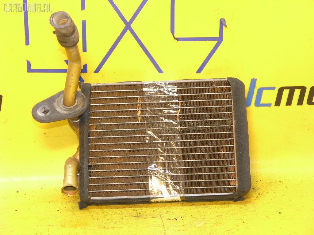 Радиатор печки TOYOTA GX90 1G-FE. Фото 9