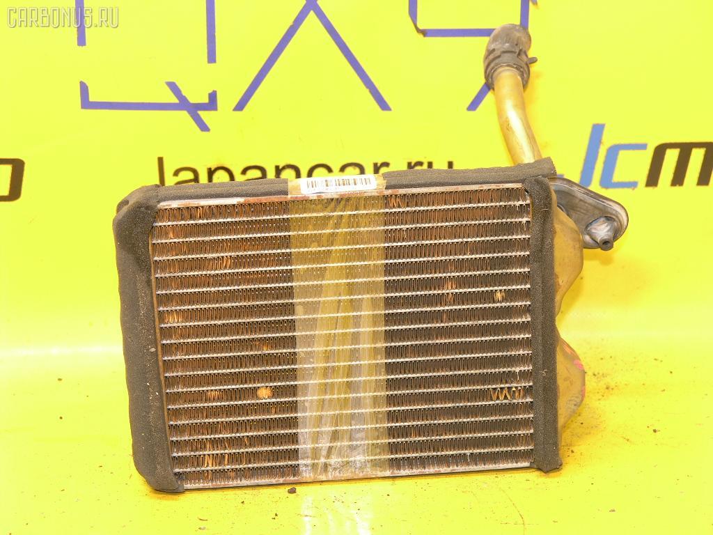 Радиатор печки TOYOTA GX90 1G-FE. Фото 10