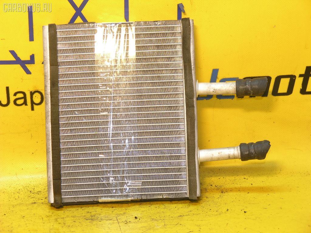Радиатор печки NISSAN SUNNY FB15 QG15DE. Фото 5