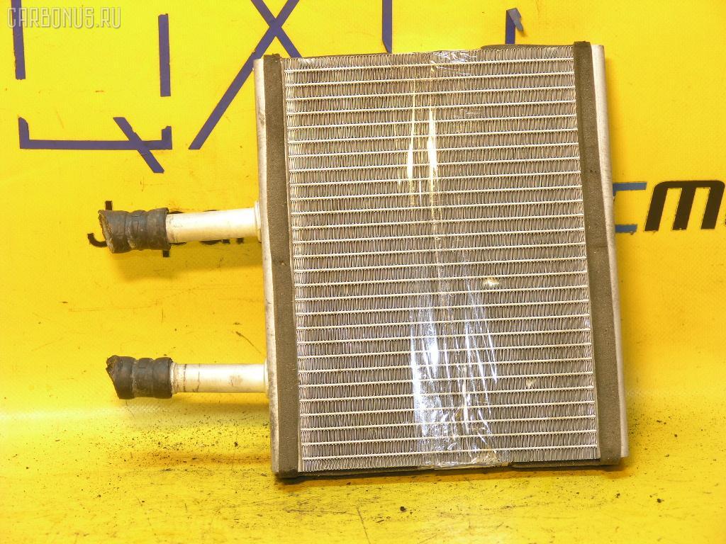 Радиатор печки NISSAN SUNNY FB15 QG15DE. Фото 6