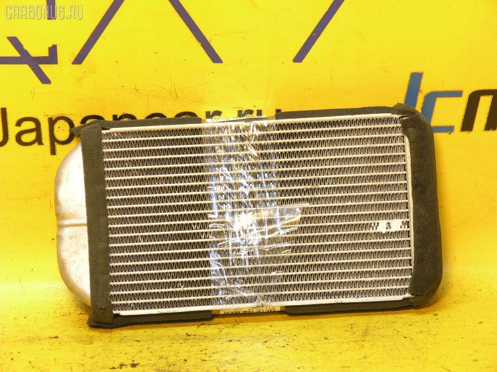 Радиатор печки TOYOTA RAUM EXZ10 5E-FE. Фото 10