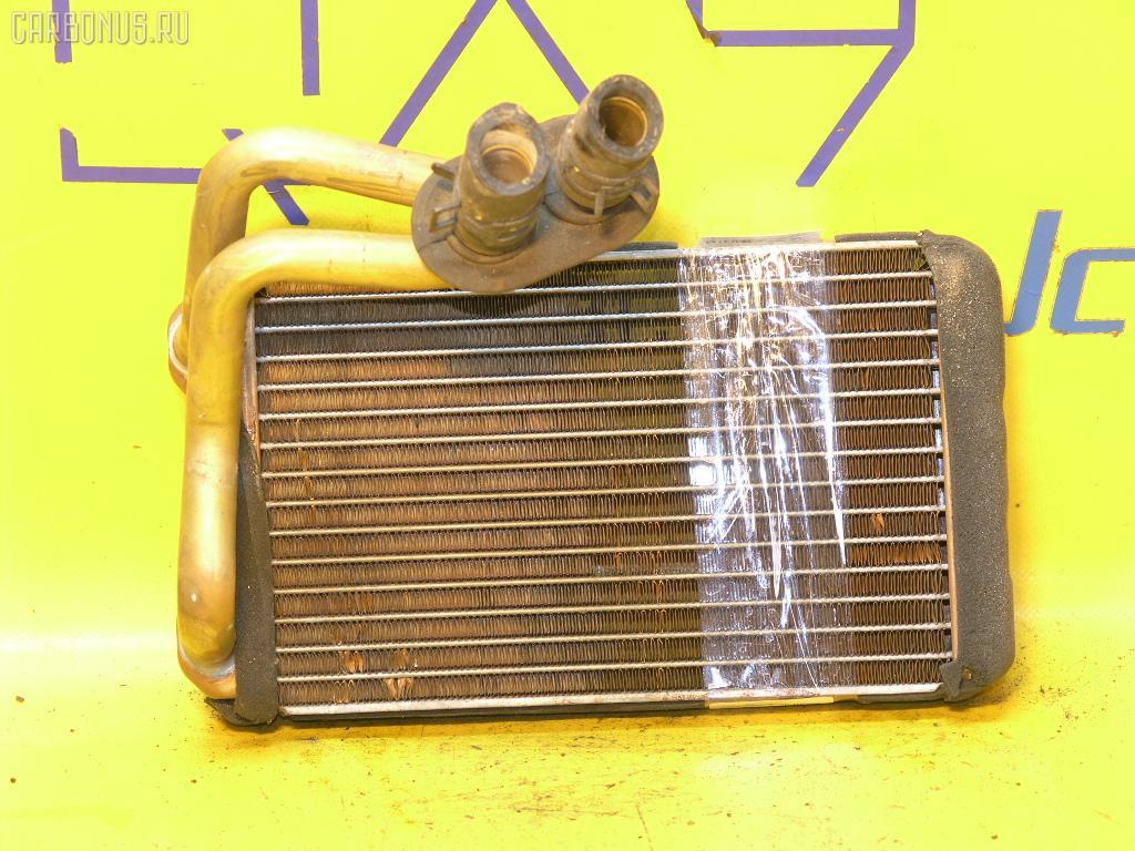 Радиатор печки TOYOTA. Фото 2