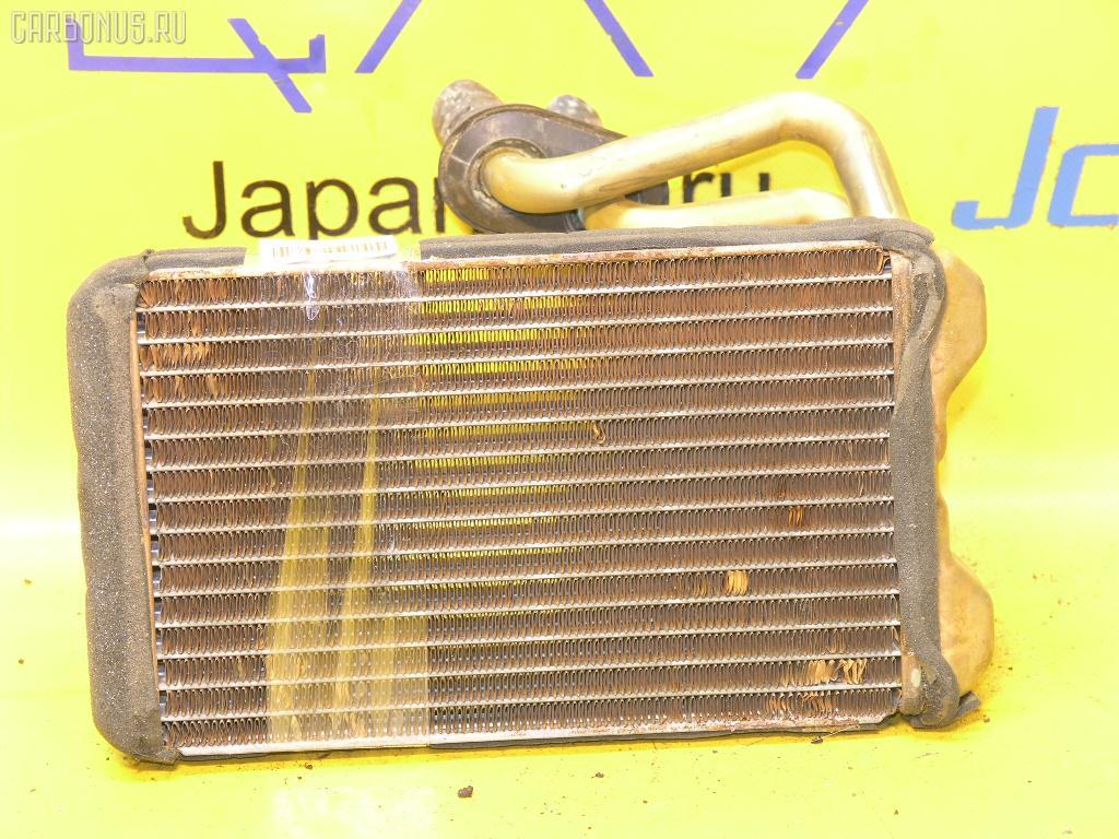 Радиатор печки TOYOTA. Фото 3