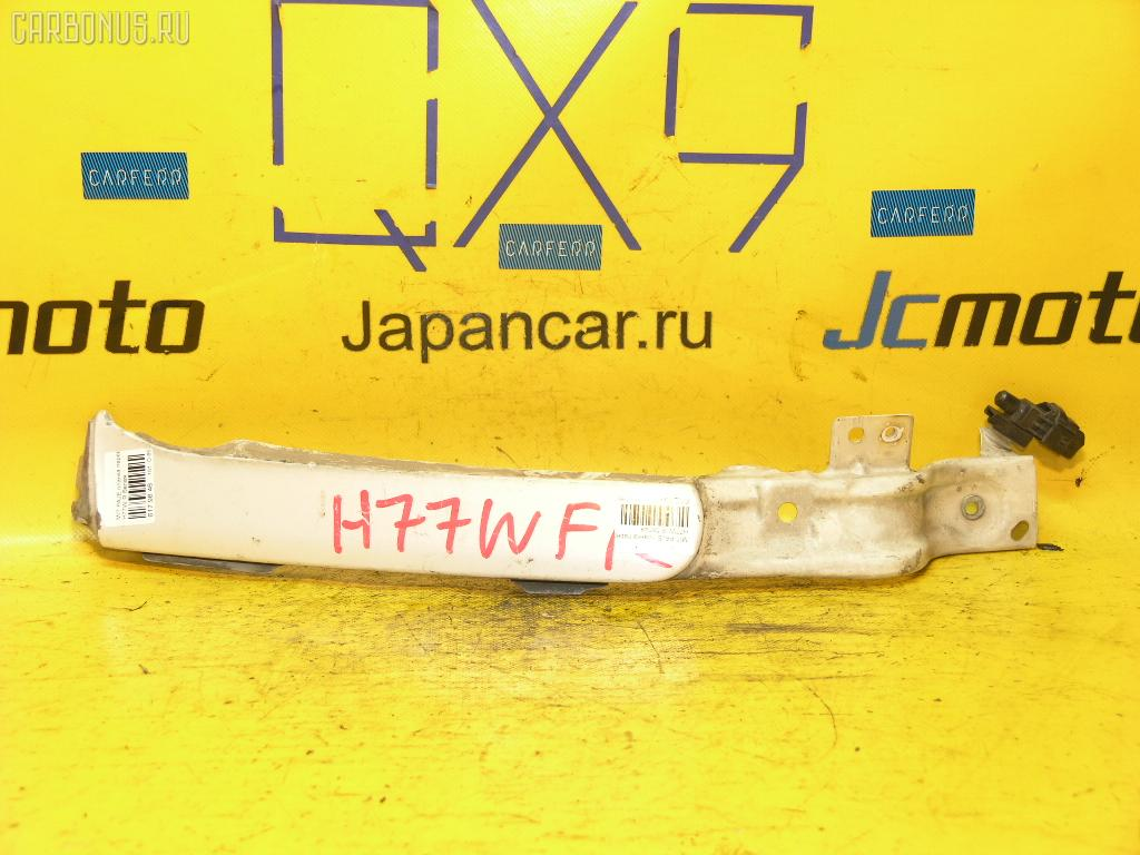 Планка передняя MITSUBISHI PAJERO IO H77W. Фото 3
